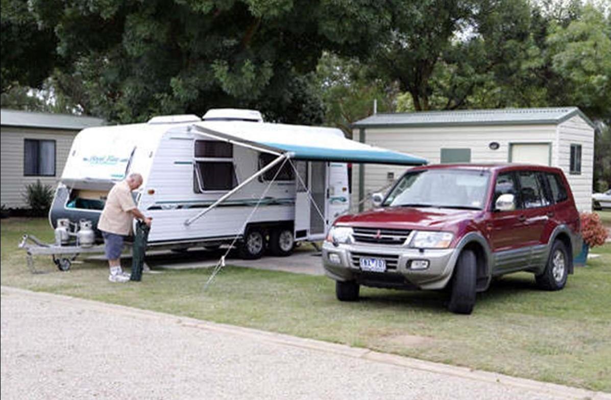 Wangaratta Accommodation North Cedars Ensuite Sites